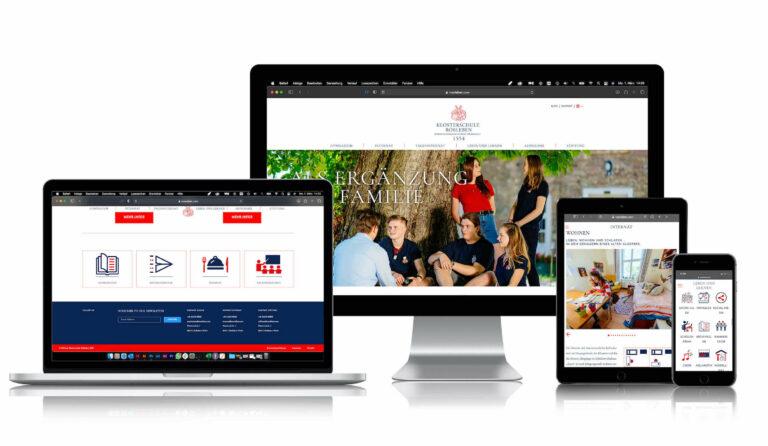 Frisch, klassisch, modern – Wir präsentieren unsere neue Website