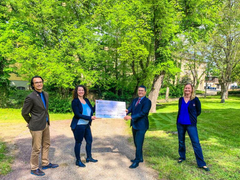 Kyffhäusersparkasse fördert Musikakademie